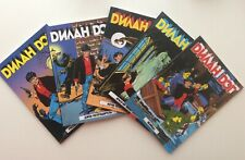 Dylan Dog ##1-5 Russian special edition published in Bulgaria