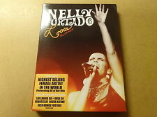 MUSIC DVD + CD / NELLY FURTADO: LOOSE - THE CONCERT
