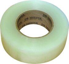 """2"""" CLEAR Shrink Wrap Tape, Heat Shrink Tape, Boat Shrink Wrap Tape - 2"""" X 180'"""