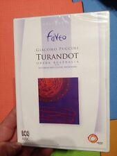 Puccini:Turandot-Opera Australia(UK DVD)New+Sealed Ealynn Voss Cillaro Opus Arte