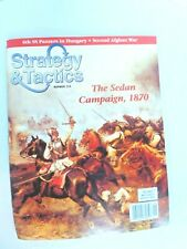 Strategy & Tactics # 224. The Sedan Campaign. 1870 'NEW'