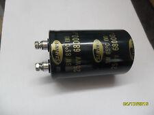 condensatore elettrolitico 68000uF 68000 microfarad 25V  low esr basso ripple