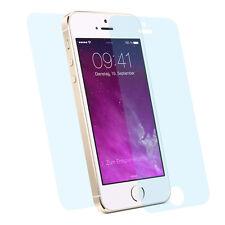9x Matt Schutz Folie iPhone 5 5S SE Anti Reflex Entspiegelt Display Protector