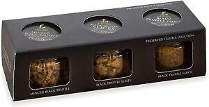 TruffleHunter Preserved Truffle Selection Gift Set (3 x 50g)