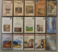 More details for 15 x philips classical cassette tapes - bulk job lot used untested paper labels