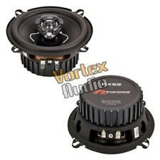 "Renegade RX52 160 Watt 5.25"" 13cm 133mm 2-Way Full-Range Car Audio Speakers Pair"
