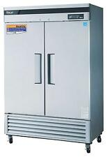 Turbo Air 49 Cu.Ft Reach In Freezer 2 Solid Door TSF-49
