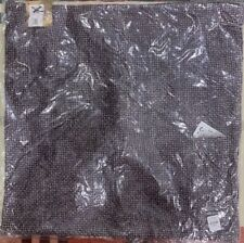 Pottery Barn Faye Linen Textured Pillow Cover 20x20in Thistle