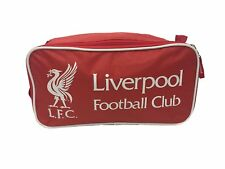 "Liverpool Shoe Bag ( 13.5"" x 6.5"" x 5"" ) Soccer Shoe"