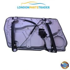 For VW Passat B5 Elec Window Regulator With Panel Without Motor Front Left Side