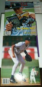 Alex Rodriguez & Derek Jeter/Babe Ruth MLB Beckett Card Monthly Magazine Rc 1st