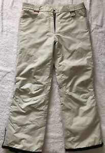 SkiBum Snow Pants Size 40 Mens VGCS Swiss+Fill Swiss+Tech