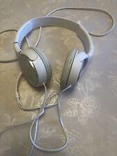 sony headphones wired