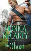The Ghost [12] [Highland Guard] by McCarty, Monica , Mass Market Paperback