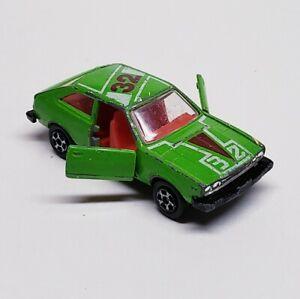 Playart Green Honda Accord Toy / Model Car - Play Art *Functioning Doors*