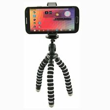 Octopus Flexible + Tripod Stand Gorillapod for mini Camera & Mobile Phone Black