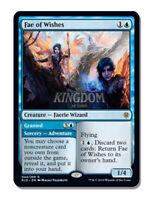 Fae of Wishes // Granted - Throne of Eldraine - NM - English - MTG