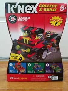 744476119117 Knex Flatbed Truck