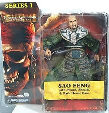 Pirates Of The Caribbean At World's End Series 1 Sao Feng Sealed