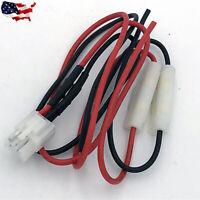 Kenwood 6 Pin Power cord for the TS50 TS120 TS130 TS140 TS180 TS430 TS440 TS450