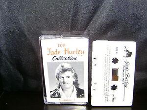 JADE HURLEY JADE HURLEY COLLECTION VOL 1 – RARE AUSTRALIAN CASSETTE TAPE NM