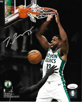 Tristan Thompson Boston Celtics Autographed Signed 8x10 Photo Pic Coa=JSA