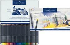 #114736 Faber-Castell Goldfaber Colour Pencils Tin Of 36 Artist Quality