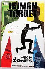 ESL3149. HUMAN TARGET Vol 1 Strike Zones TPB DC/Vertigo (2004) FIRST PRINTING_