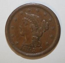 1853 LARGE CENT   BA024