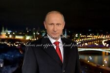 VLADIMIR PUTIN Russia President Photo Poster or Canvas Print #5