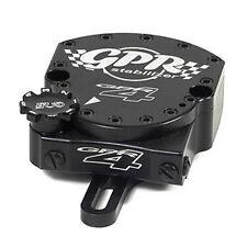 GPR V4 Dirt Stabilizer Husky TE450 06-07 Steering Damper Fat Bar BLACK 0010