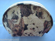 Lovable Dogs Cosmetic Purse