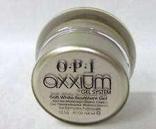OPI Axxium  Gel Nail Soft White Sculpting  .47oz/13.5g