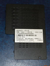 Genuine Original Asus G1S Bottom Memory Door 13GNLB1AP100-1 Great Condition