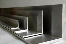 profilo barra ANGOLARE in alluminio lega EN-AW 6060 T6