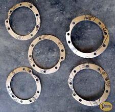 Lot 5 Joints 8 Trous Carter Moteur  SOLEX VELOSOLEX 2200 3300 3800 5000 Micron