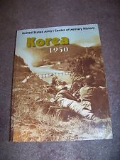 1997 J. Lawton Collins KOREA 1950 Department of the Army Center Military History