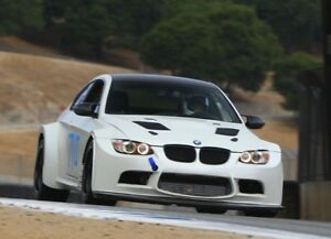 BMW E92 M3 GTR ALMS Wide Body Kit 2DR '07-'13 FRP Fender Flares RACE