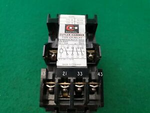 Cutler Hammer MD20CR31A Contactor 110 V Coil 10 Amp