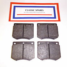 ROLLS ROYCE CORNICHE 1978 TO 1995 FRONT BRAKE DISC PAD SET EW982