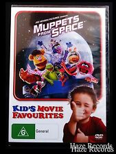 MUPPETS FROM SPACE DVD Brand New & Sealed