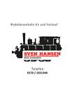 Modellbahn Hansen