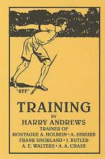 Training, New, Andrews, Harry Book
