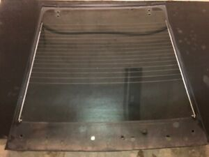 87-89 Mitsubishi Starion Chrysler Conquest Tailgate Glass MB422852