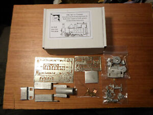 Welshpool & Llanfair 'Earl'/'Countess' 4mm/OO9 scale loco kit inc chassis etch