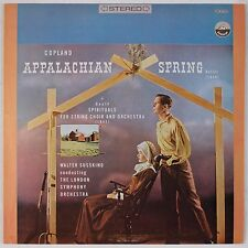COPLAND: Appalachian Spring, Susskind LSO Everest Gold Stereo LP