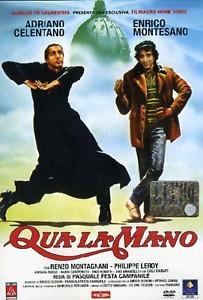 Qua La Mano Dvd Originale Film Da Collezione Sigillato In Italiano Celentano Nuo