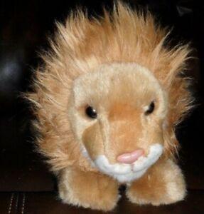 """Gund Gundimals Lion Plush 10"""""""