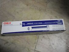 New ! Genuine Oki Okipage 10 12 series and 14e Black Toner type 5  52109001