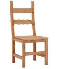 Stühle aus Massivholz fürs Esszimmer